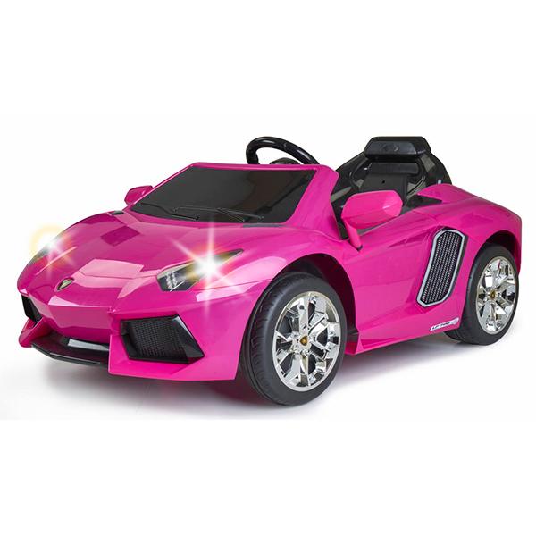 Lamborghini Aventador Pink R/C 6V