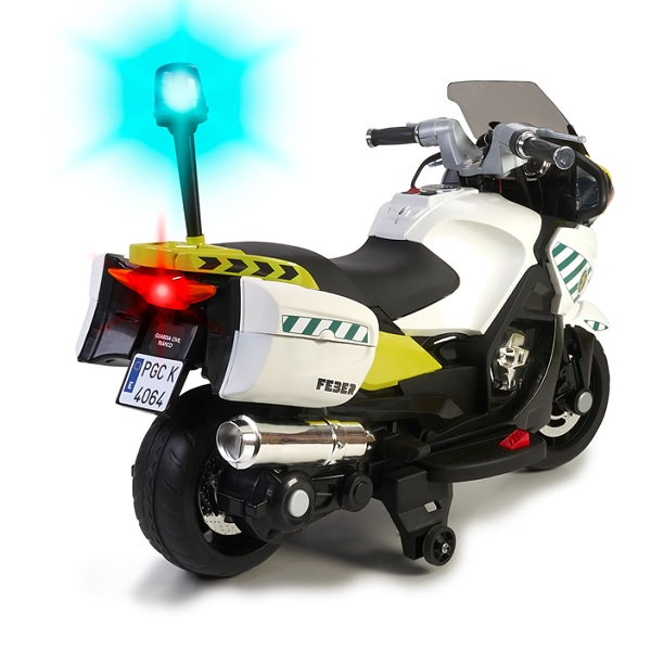 FEBER MOTO GUARDIA CIVIL