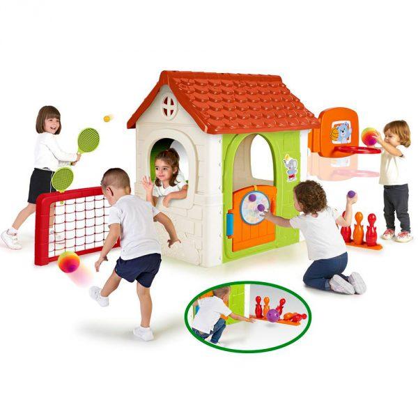 FEBER MULTI ACTIVITY HOUSE – NEW COLOR