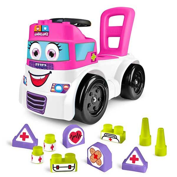 Motofeber Blocks Ambulance
